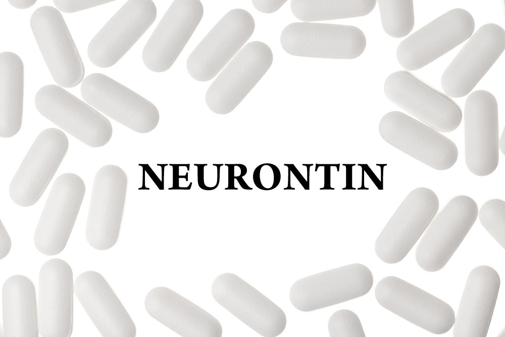 neurontin anxiety study